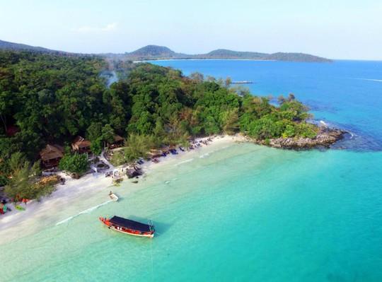 Gợi ý 6 hòn đảo như thiên đường ở Campuchia - Ảnh 3.