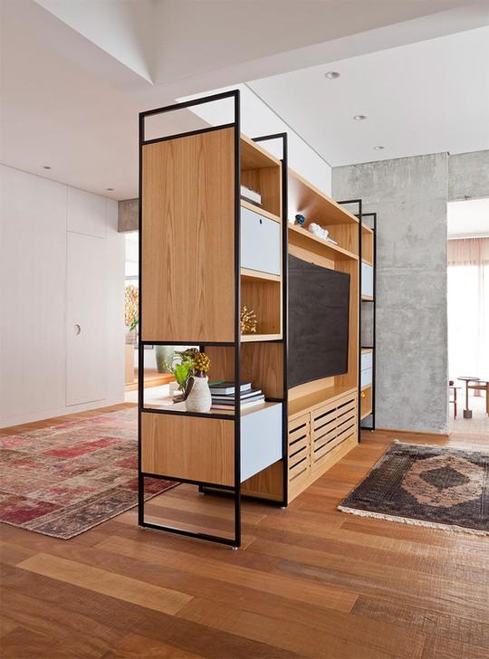 Cải tạo nhà theo hướng tích hợp các phòng - Ảnh 4.