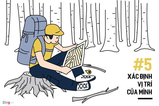 9 bí kíp sinh tồn khi bị lạc trong rừng - Ảnh 5.
