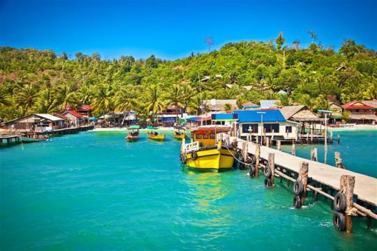 Gợi ý 6 hòn đảo như thiên đường ở Campuchia - Ảnh 6.