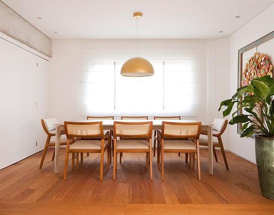 Cải tạo nhà theo hướng tích hợp các phòng - Ảnh 9.