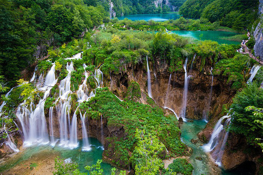 7 thác nước nguy hiểm trên thế giới - Ảnh 7.