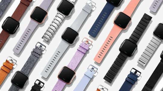Fitbit Versa - smartwatch chăm sóc sức khỏe cho giới trẻ - Ảnh 1.