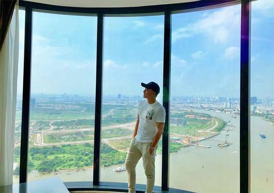 Biệt thự ven sông trị giá triệu đô của Cao Thái Sơn - Ảnh 1.