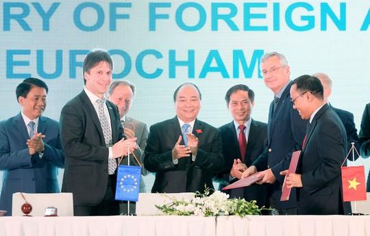 Nhiều cơ hội hợp tác với doanh nghiệp châu Âu - Ảnh 1.