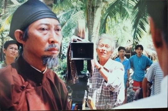 Đạo diễn phim Nổi gió- NSND Huy Thành qua đời - Ảnh 1.