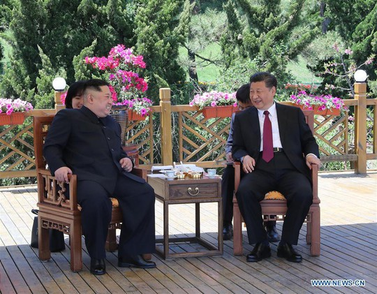 Trung Quốc khẳng định không phá thượng đỉnh Mỹ - Triều - Ảnh 1.