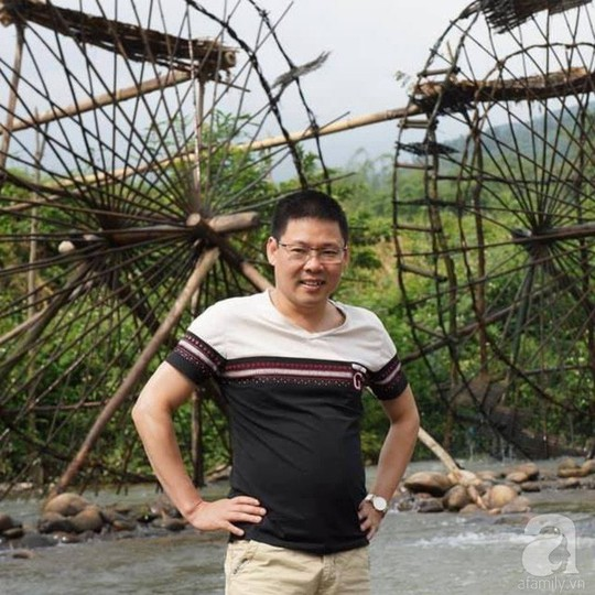 Giàn nho hàng trăm chùm của ông bố 8x ở Lai Châu - Ảnh 1.