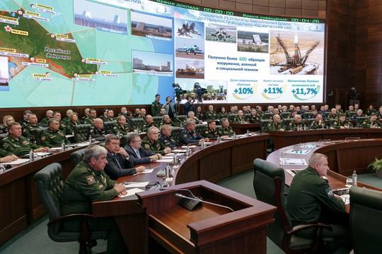 Đã rõ mục đích Nga đưa Su-57 đến Syria - Ảnh 2.