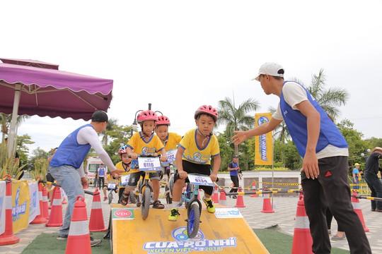 Cậu bé Đà Nẵng giành 3 chức vô địch Cua-rơ nhí xuyên Việt tại 3 miền - Ảnh 2.
