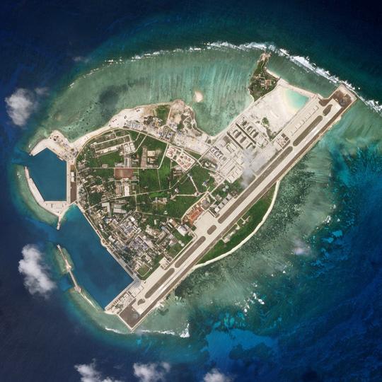 Có đối đầu nghiêm trọng giữa tàu chiến Mỹ và Trung Quốc? - Ảnh 2.