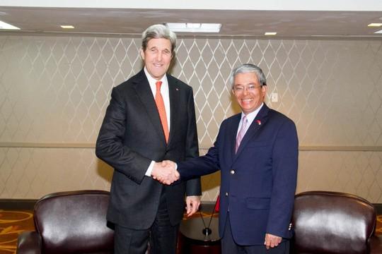 Lầu Năm Góc dùng tiêu binh đón tiếp Đại sứ Việt Nam - Ảnh 6.