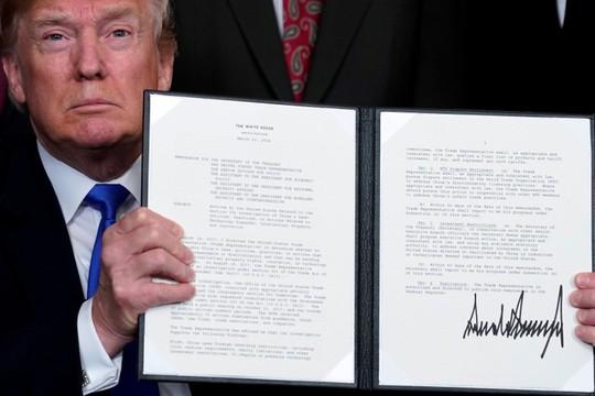 Mỹ - Trung tranh cãi về chuyển giao công nghệ tại WTO - Ảnh 1.