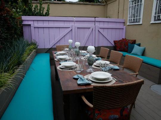 10 mẫu hàng rào đẹp, tiết kiệm chi phí cho khu vườn nhà bạn - Ảnh 8.