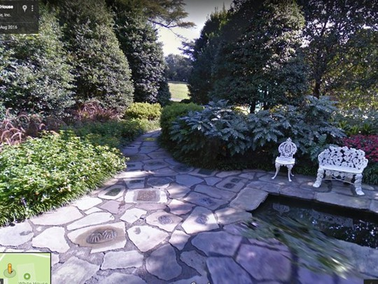 Khám phá những khu vườn bí mật của Nhà Trắng - Ảnh 10.