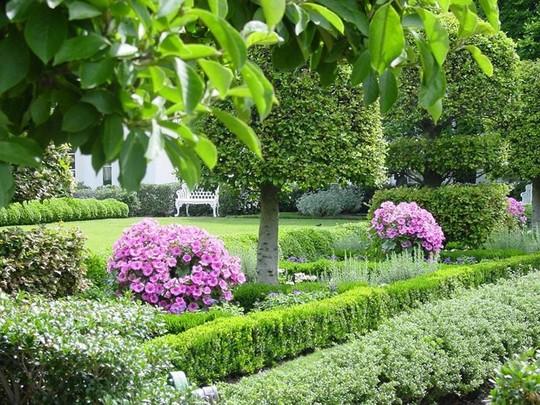 Khám phá những khu vườn bí mật của Nhà Trắng - Ảnh 15.