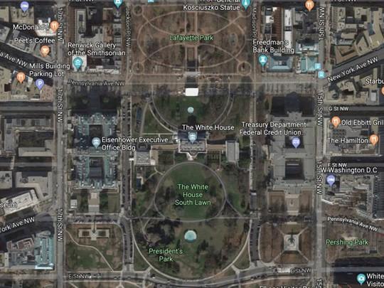 Khám phá những khu vườn bí mật của Nhà Trắng - Ảnh 1.