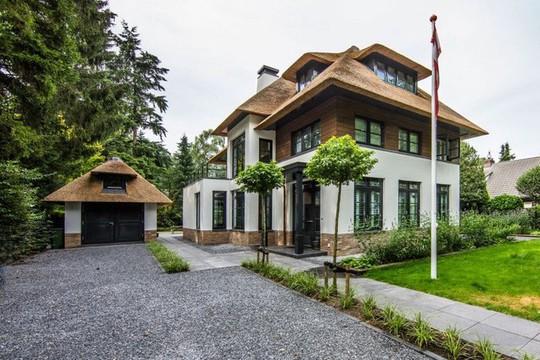 Ngôi nhà như thế nào mà được xếp hạng top 1 tại Hà Lan? - Ảnh 1.