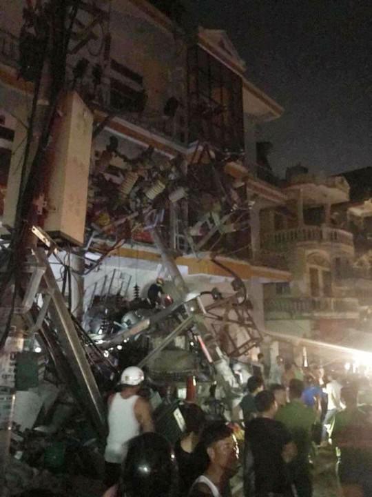 Tai nạn kinh hoàng ở Cát Bà, 4 người thương vong, mất điện diện rộng - Ảnh 5.