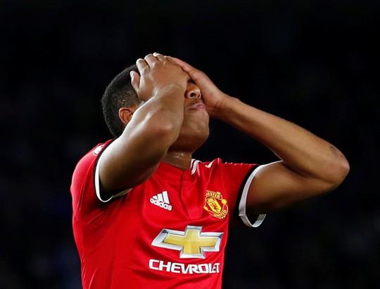 Thua sốc Brighton, Mourinho liên tục nhắc đến Lukaku - Ảnh 3.
