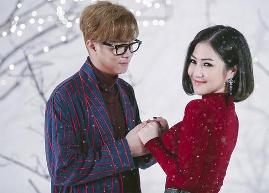 Những cuộc tình chóng vánh của showbiz Việt - Ảnh 3.