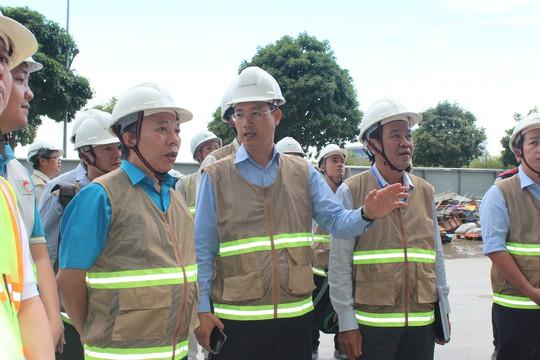 Khu đô thị Sala: Hơn 13,2 triệu giờ làm việc an toàn - Ảnh 1.