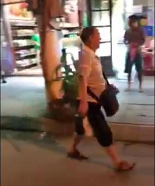 Nhóm khách Trung Quốc bị đánh te tua nghi ăn không trả tiền - Ảnh 1.