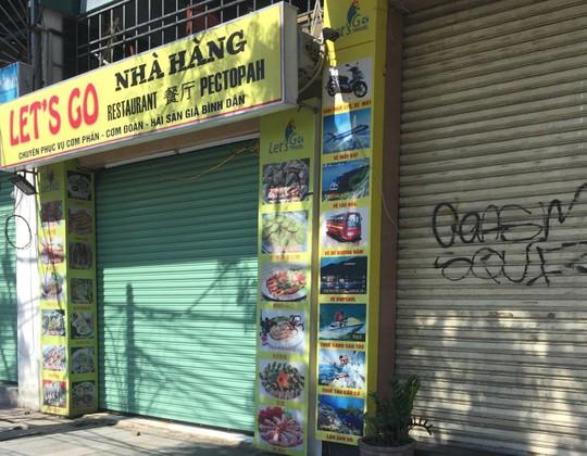 Nhóm khách Trung Quốc bị đánh te tua nghi ăn không trả tiền - Ảnh 3.