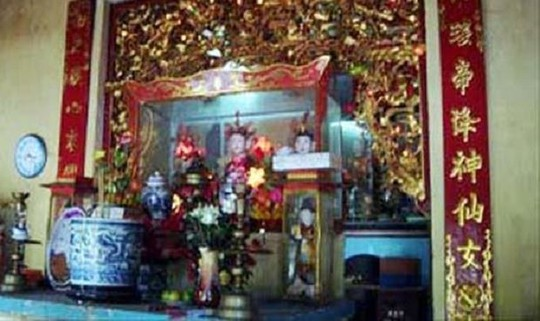 Những câu chuyện lạ lùng tại 1 ngôi đền ở Hưng Yên - Ảnh 1.