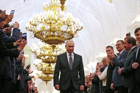 Ông Putin và lời hứa 6 năm - Ảnh 1.