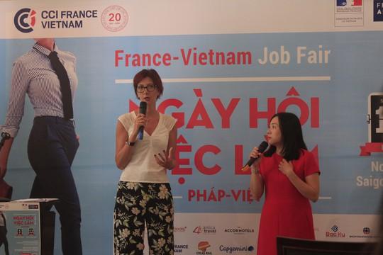Nhiều việc làm sáng giá tại công ty Pháp chờ người Việt - Ảnh 3.