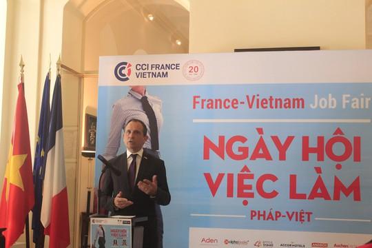 Nhiều việc làm sáng giá tại công ty Pháp chờ người Việt - Ảnh 2.