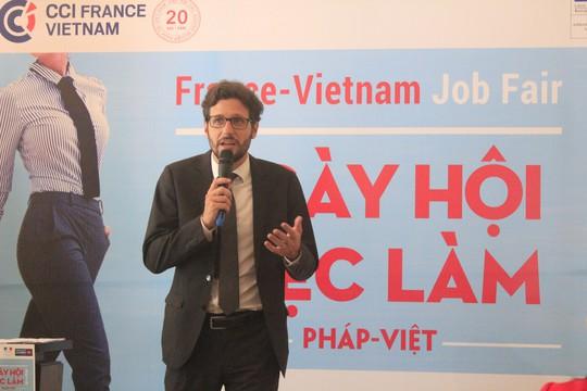 Nhiều việc làm sáng giá tại công ty Pháp chờ người Việt - Ảnh 1.