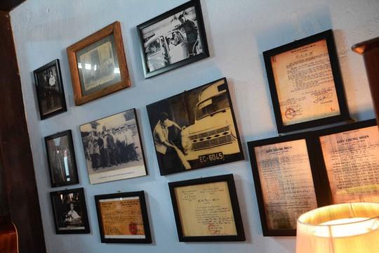 Uống cà phê vợt, khám phá hầm bí mật của Biệt động Sài Gòn - Ảnh 13.