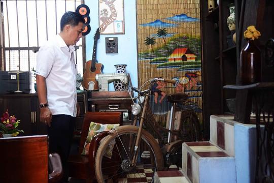 Uống cà phê vợt, khám phá hầm bí mật của Biệt động Sài Gòn - Ảnh 3.