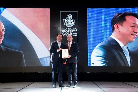 SonKim Land giành giải BĐS Asia Pacific Property Awards 2018 - Ảnh 1.