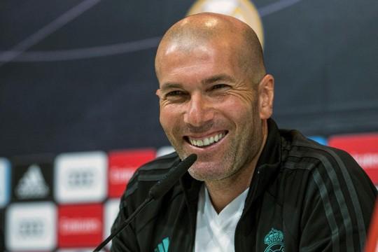 Zidane báo tin vui trước đại chiến với Liverpool - Ảnh 3.