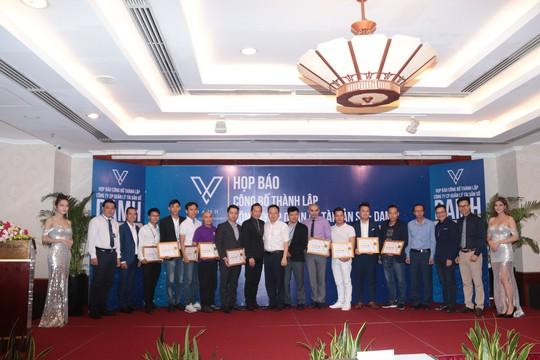 Công bố thành lập Công ty Quản lý tài sản số - DAMH - Ảnh 2.