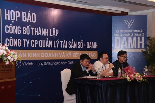 Công bố thành lập Công ty Quản lý tài sản số - DAMH - Ảnh 1.