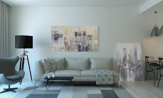 Thiết kế phòng khách đơn giản mà đẹp cho năm 2018 - Ảnh 5.