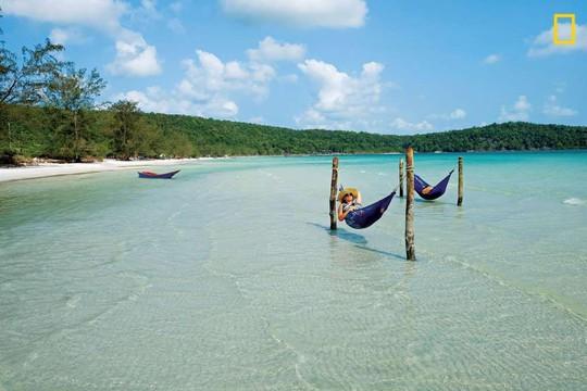 5 bãi biển tuyệt đẹp không thể bỏ qua khi đến Campuchia - Ảnh 1.