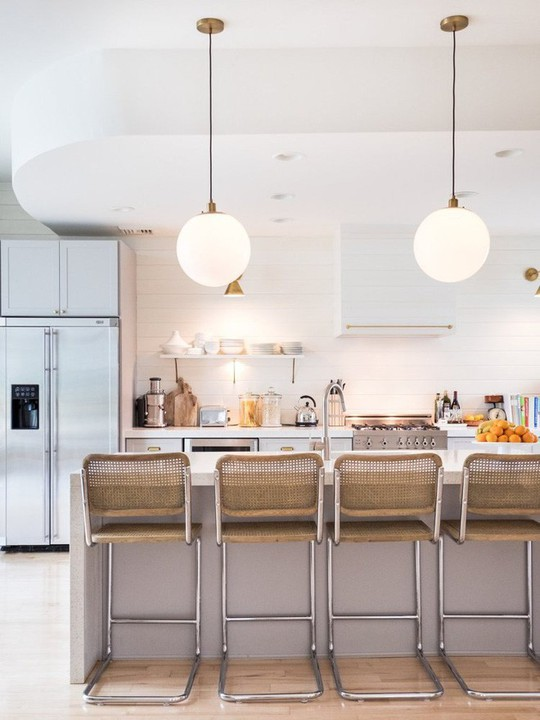 Phòng bếp tuyệt đẹp dành cho người yêu nấu nướng - Ảnh 14.