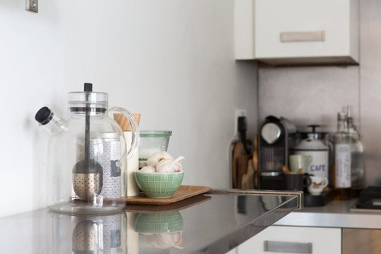 Phòng bếp tuyệt đẹp dành cho người yêu nấu nướng - Ảnh 17.