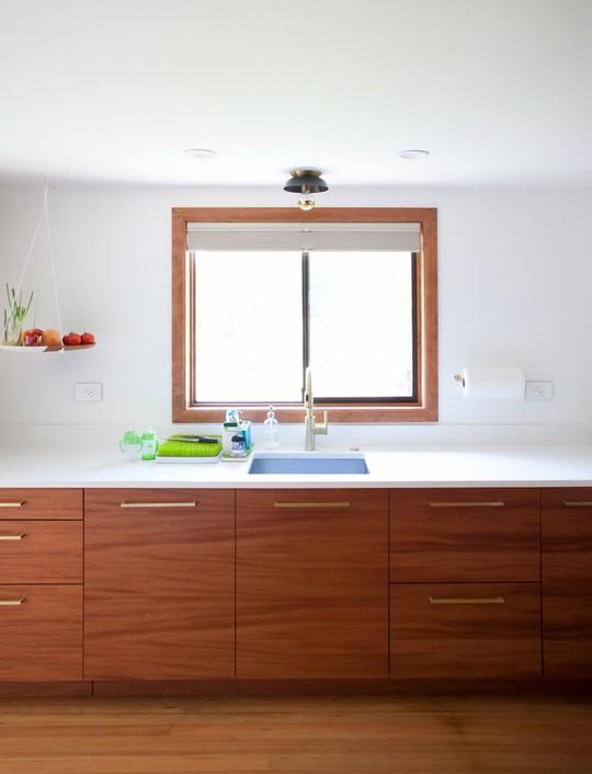 Phòng bếp tuyệt đẹp dành cho người yêu nấu nướng - Ảnh 3.