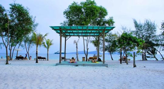 5 bãi biển tuyệt đẹp không thể bỏ qua khi đến Campuchia - Ảnh 3.