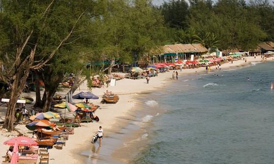 5 bãi biển tuyệt đẹp không thể bỏ qua khi đến Campuchia - Ảnh 5.