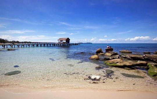 5 bãi biển tuyệt đẹp không thể bỏ qua khi đến Campuchia - Ảnh 6.