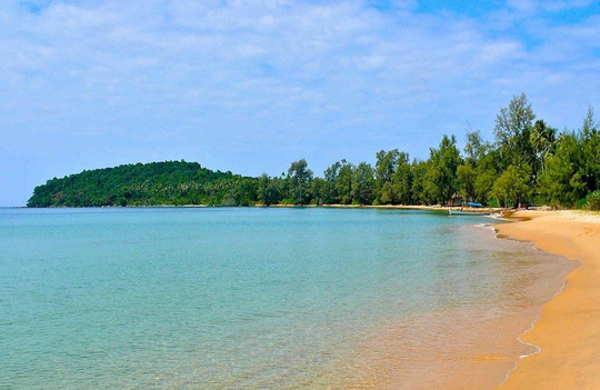 5 bãi biển tuyệt đẹp không thể bỏ qua khi đến Campuchia - Ảnh 7.