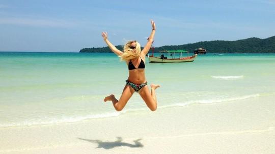 5 bãi biển tuyệt đẹp không thể bỏ qua khi đến Campuchia - Ảnh 8.