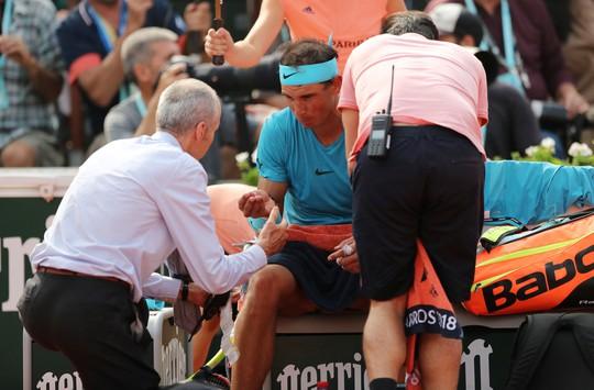 Thắng trắng chung kết, Nadal lần thứ 11 lên ngôi vương Roland Garros - Ảnh 2.